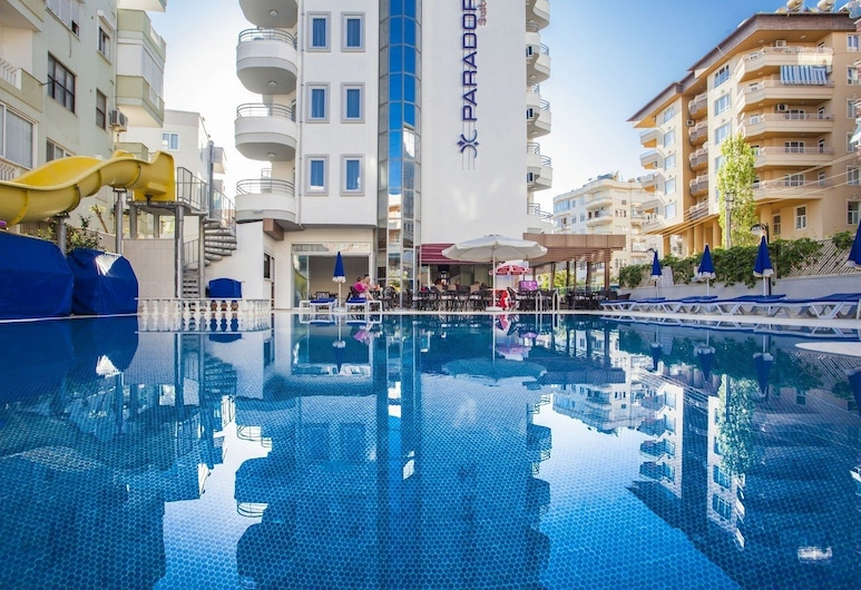 Parador Suit Hotel, Alanya, Piscina al aire libre