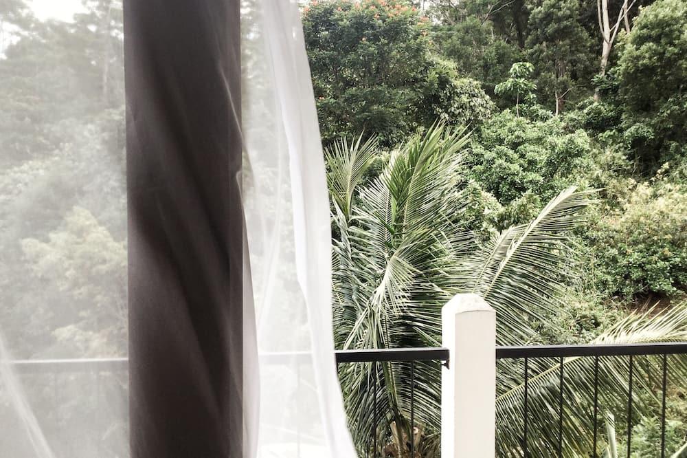 Habitación Deluxe doble, 1 cama de matrimonio grande, no fumadores, vistas a la montaña - Balcón