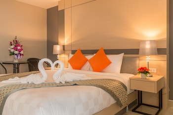 Fotografia hotela (The Smart Hotel Hatyai) v meste Hat Yai