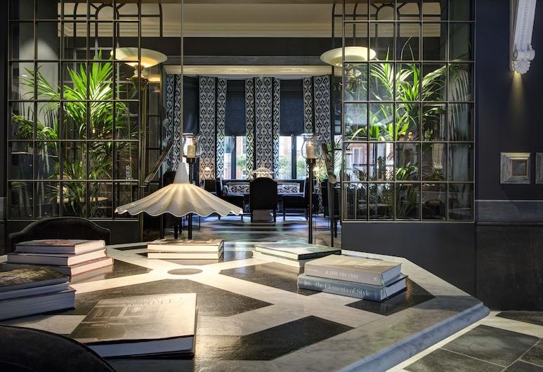 The Franklin London - Starhotels Collezione, London, Lobby