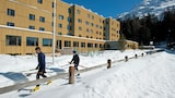 Choose this Hostel in St. Moritz - Online Room Reservations