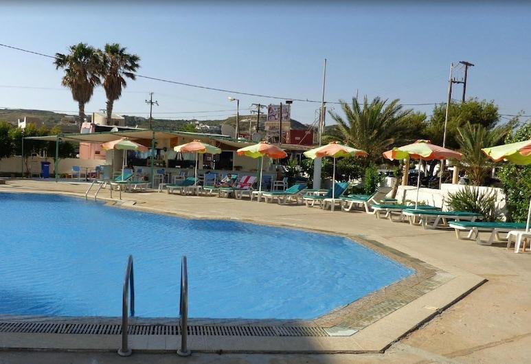 Antonis Hotel, Kos, Venkovní bazén