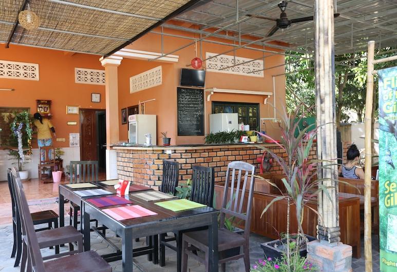 Eco-Home, Siem Reap, Reception