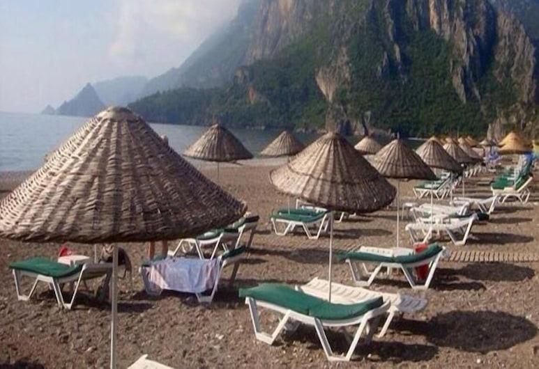 Maji Village, Kemer, Beach