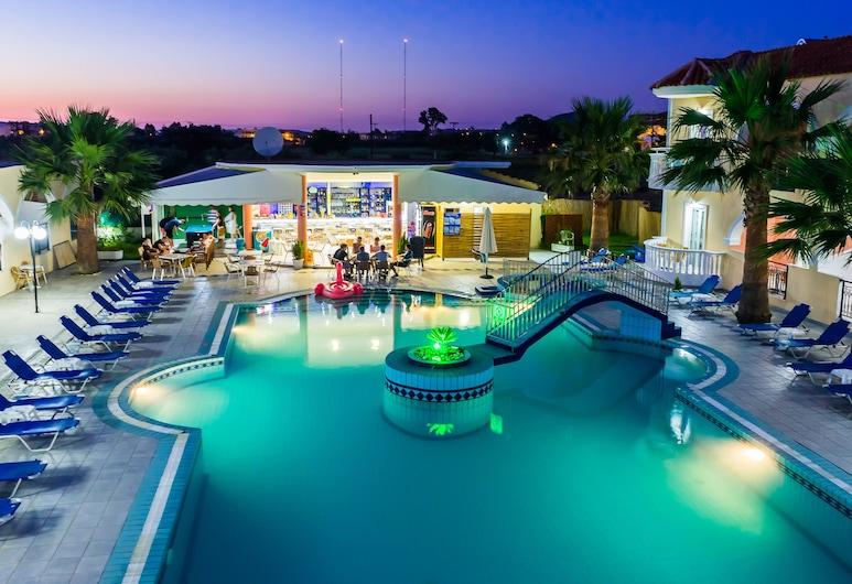 Hera Zakynthos Hotel, Ζάκυνθος, Αίθριο/βεράντα