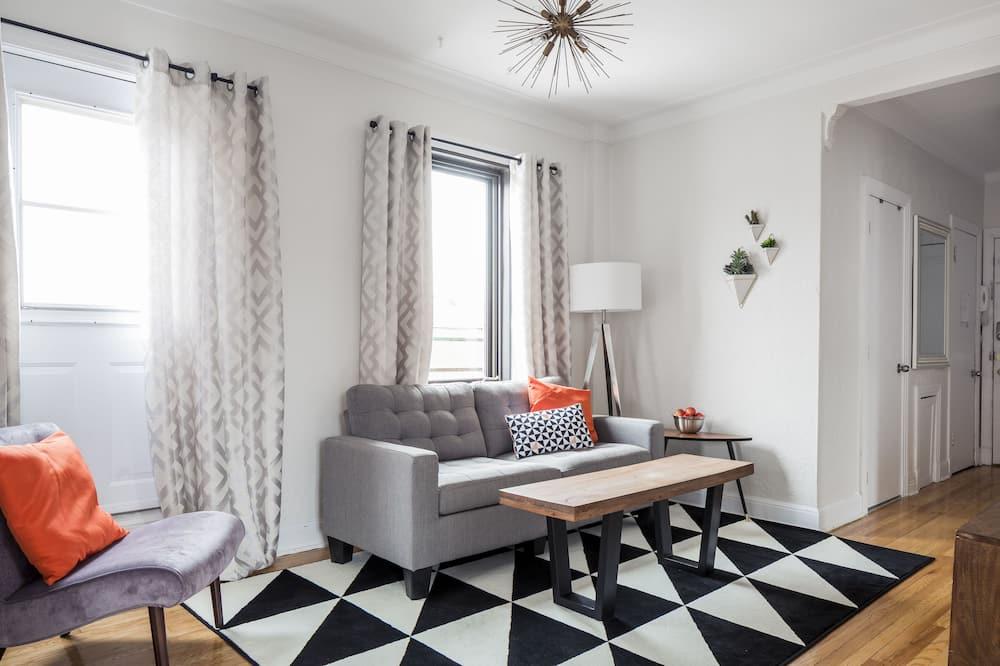 Mieszkanie rodzinne, 3 sypialnie, kuchnia - Salon