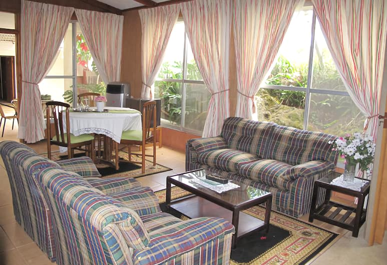 Hotel Hotu Matua, Hanga Roa, Olohuone