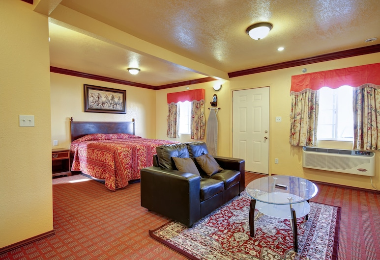 Welcome Inn, Inglewood, Pohľad na hotel
