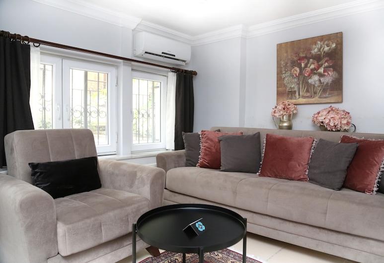 Ditto Flats, Istanbul, Alloggio su due livelli, 1 camera da letto, Area soggiorno