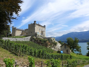 Picture of Château de Bourdeau in Bourdeau