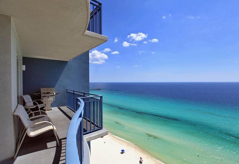 Sterling Breeze by Panhandle Getaways, Panama City Beach, Byt, 2 spálne, výhľad na oceán (2102), Výhľad z hosťovskej izby