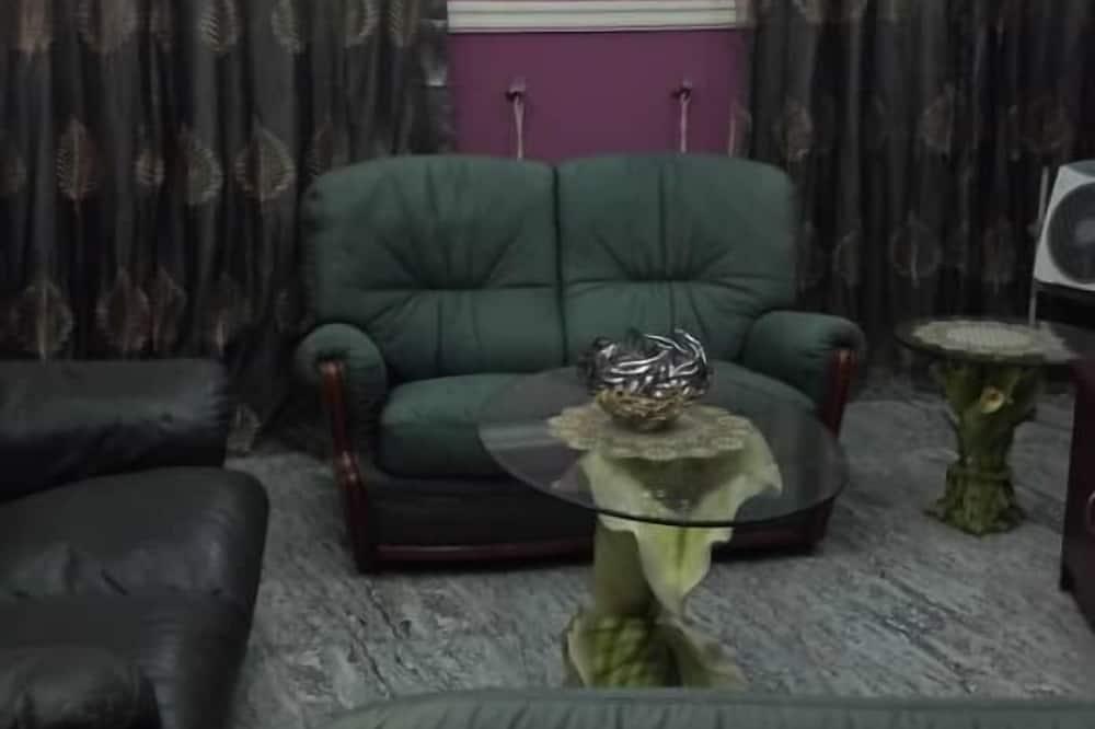 Suite - Salle de séjour