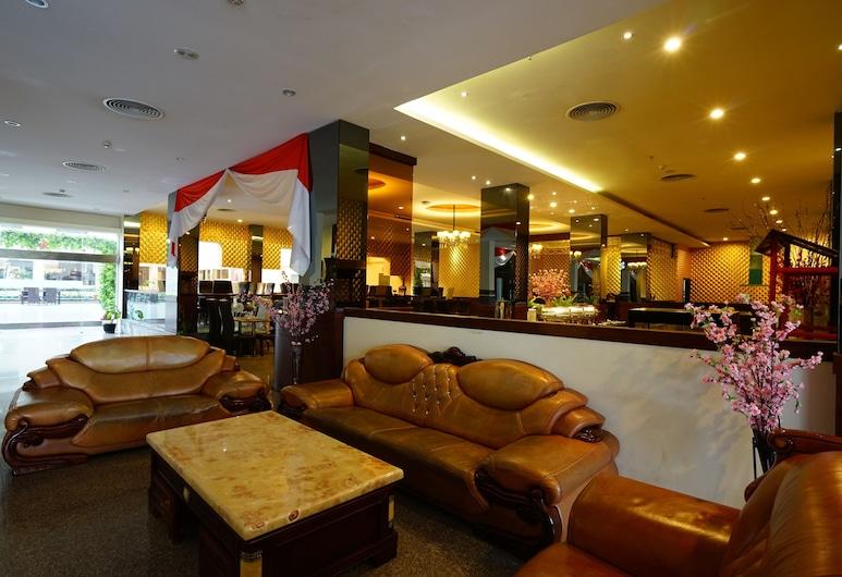 ZEN Rooms Near Harbour Bay, Batam, Priestory na sedenie v hale