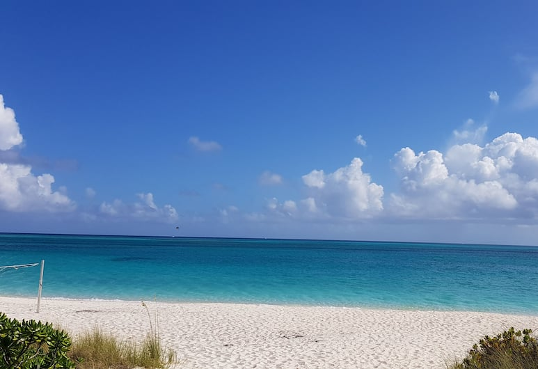 South Fleetwood Grace Bay, Providenciales-sziget, Strand