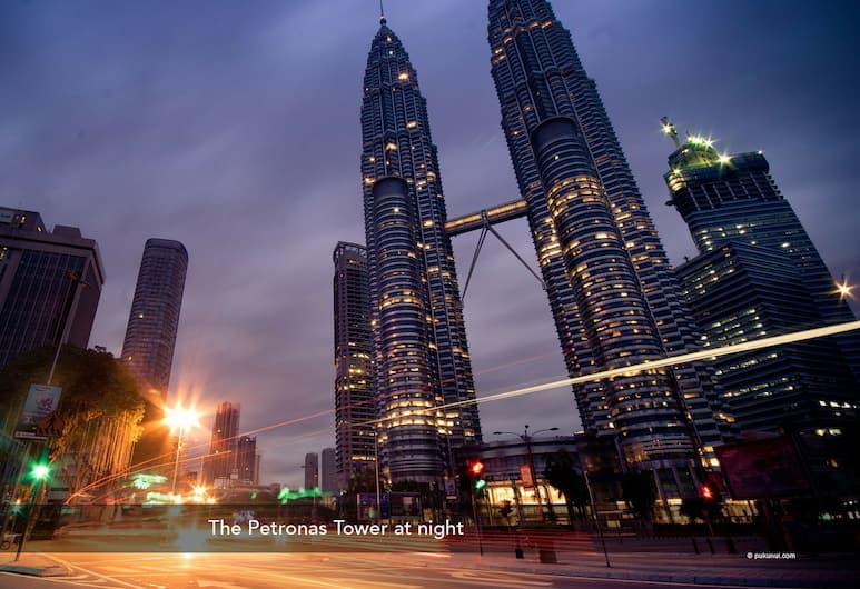 ZEN Rooms Titiwangsa, Kuala Lumpur, Bagian luar