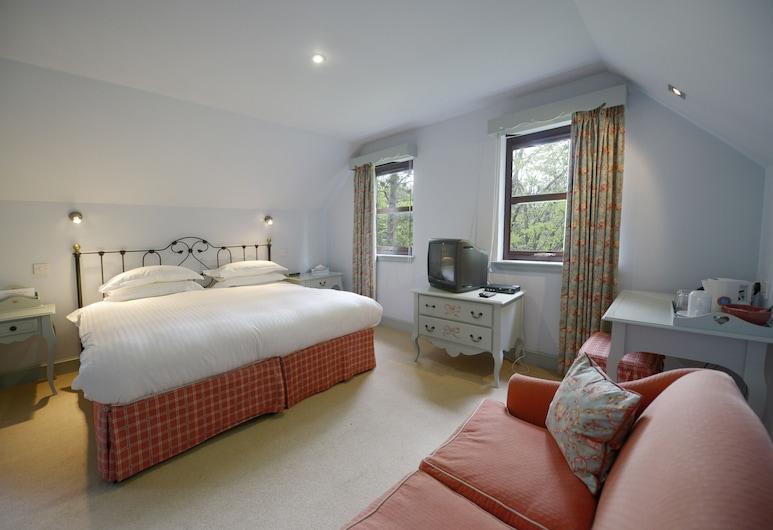 Factors Inn & Cottage, Fort William, Izba typu Superior s dvojlôžkom alebo oddelenými lôžkami, 1 extra veľké dvojlôžko, Hosťovská izba
