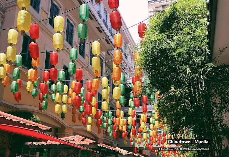 젠 프리미엄 델라 샹브르 호텔 마닐라, 마닐라, 조감도