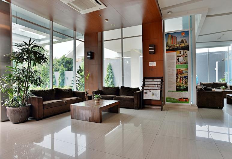 ZEN Rooms Tebet Area, Jakarta, Lobby