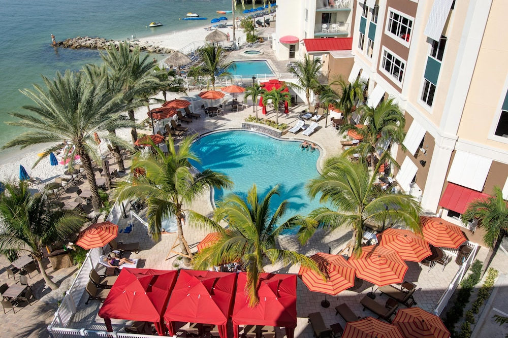 Hampton Inn Suites Clearwater Beach