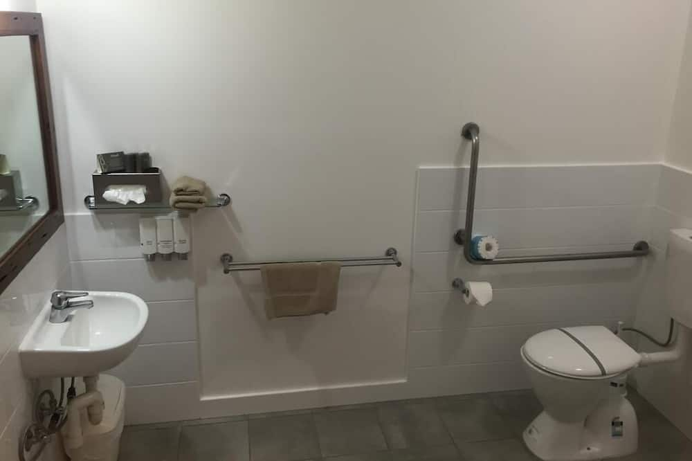Kamer, Toegankelijk voor mindervaliden - Badkamer