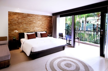 Enter your dates to get the Legian hotel deal