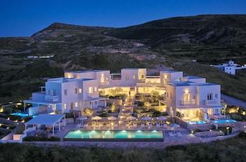 Milos bölgesindeki Milos Breeze Boutique Hotel resmi