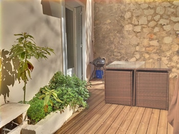 Picture of Appartements Design Marseille - Terras in Marseille