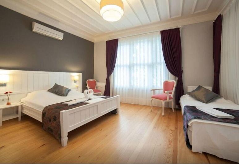 Cenar Konak Butik Hotel, Adalar, Deluxe tweepersoonskamer, Kamer