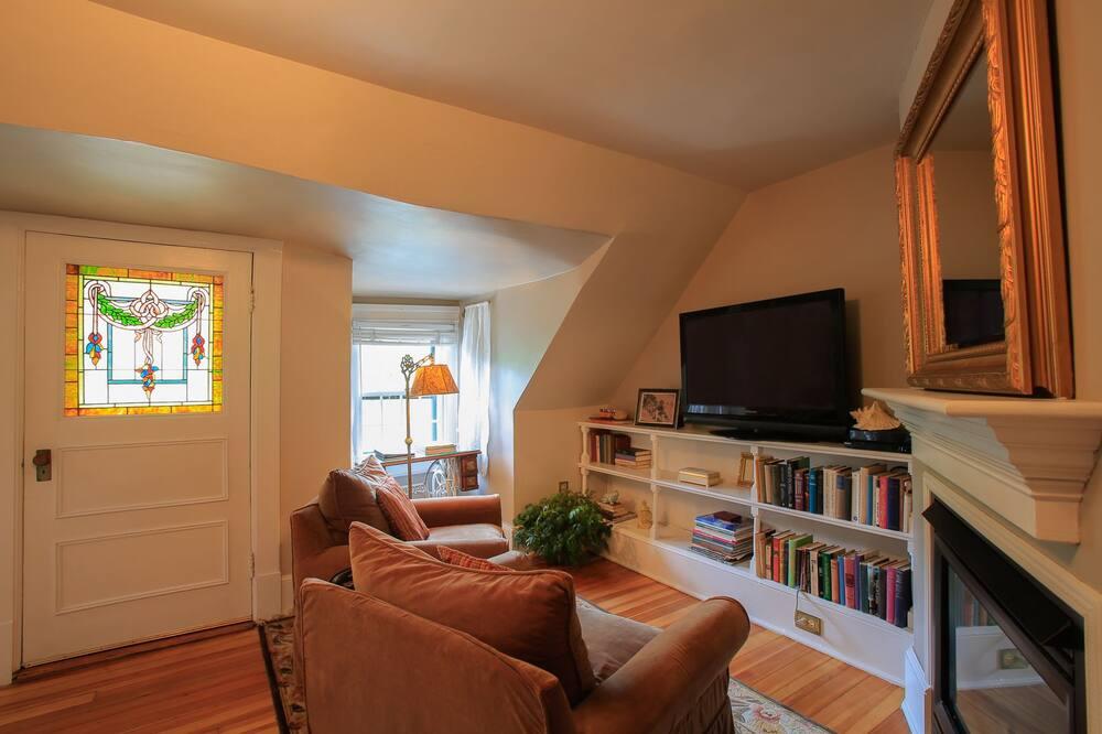 Люкс, 2 спальни (Craig-Toms Suite) - Гостиная
