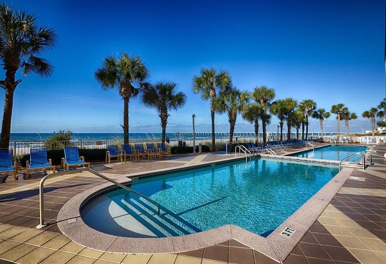 Sterling Reef Resort by Panhandle Getaways, Panama City Beach, Bazén