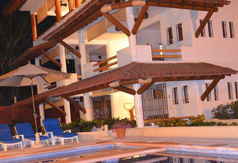 Villa El Arca, Zihuatanejo, Outdoor Pool