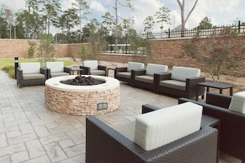 A(z) Courtyard by Marriott Houston Springwoods Village hotel fényképe itt: Spring