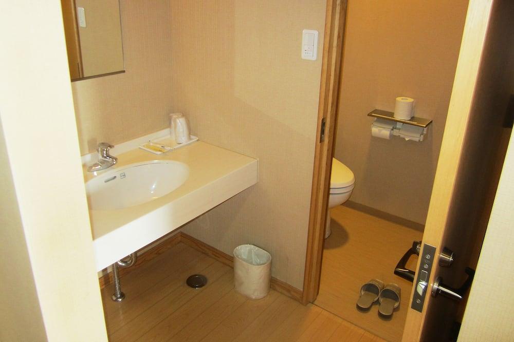 غرفة تقليدية (Japanese Style) - حمّام