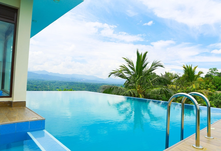 View 360, Kandy, Rooftop Pool