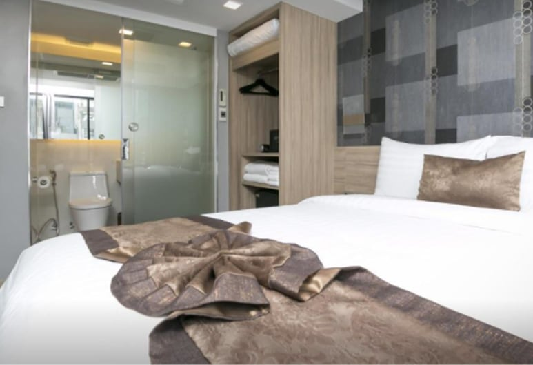 Aspira Sukhumvit, Μπανγκόκ, Superior Μονόκλινο Δωμάτιο, Δωμάτιο επισκεπτών