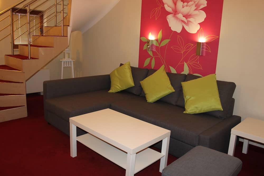 Maisonette - Living Area