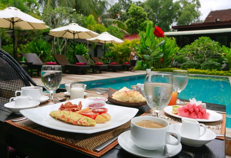 Ladear Privilege Rooms, Siem Reap, Basen odkryty