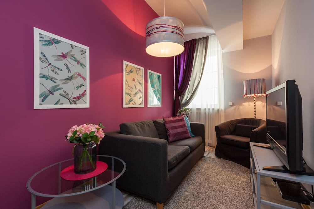 Executive-Apartment (Two Bedrooms) - Wohnbereich