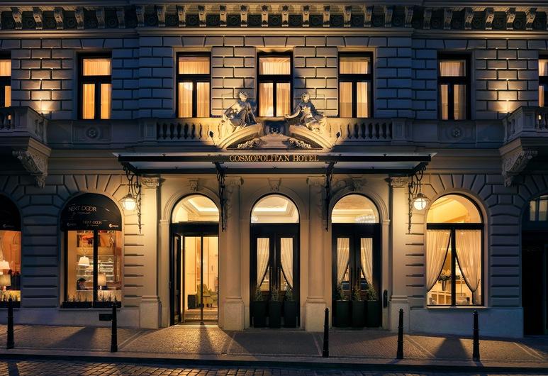Cosmopolitan Hotel Prague, Praga