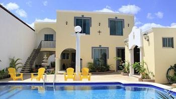 Selline näeb välja Hotel Hacienda Margot, Valladolid