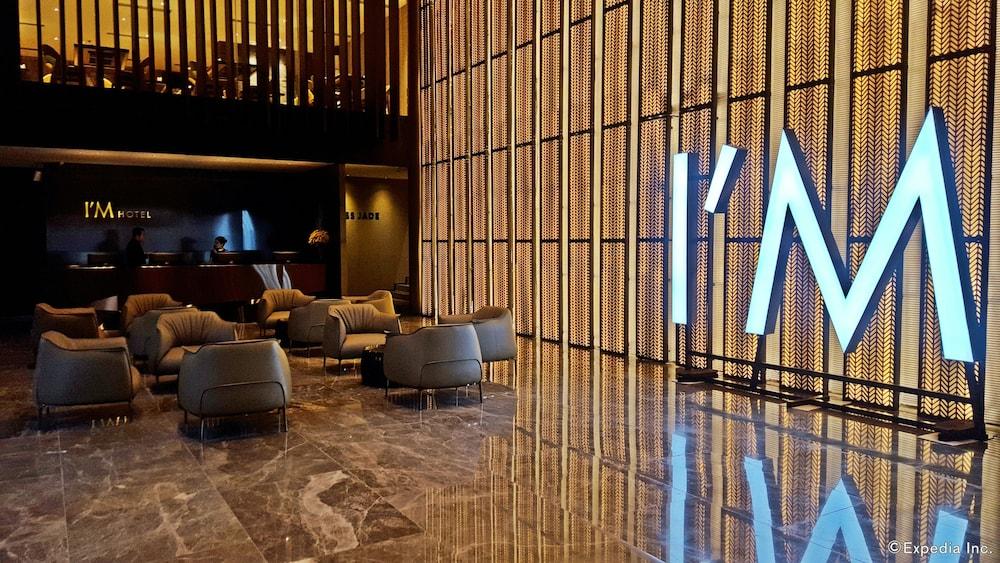 I M Hotel Makati Lobby