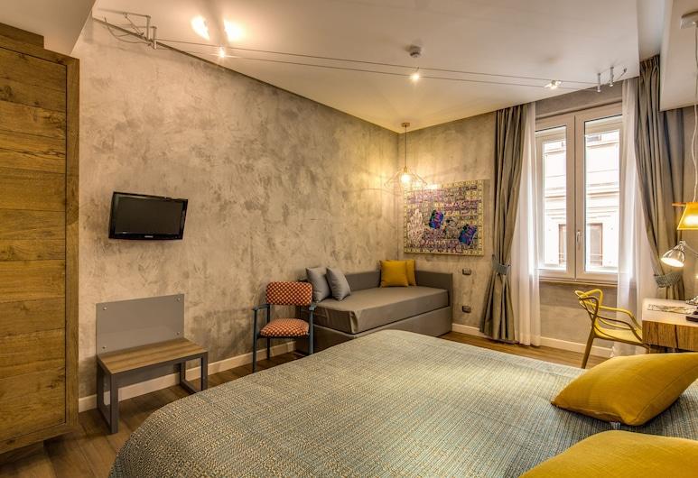 帕拉門托精品酒店, 羅馬