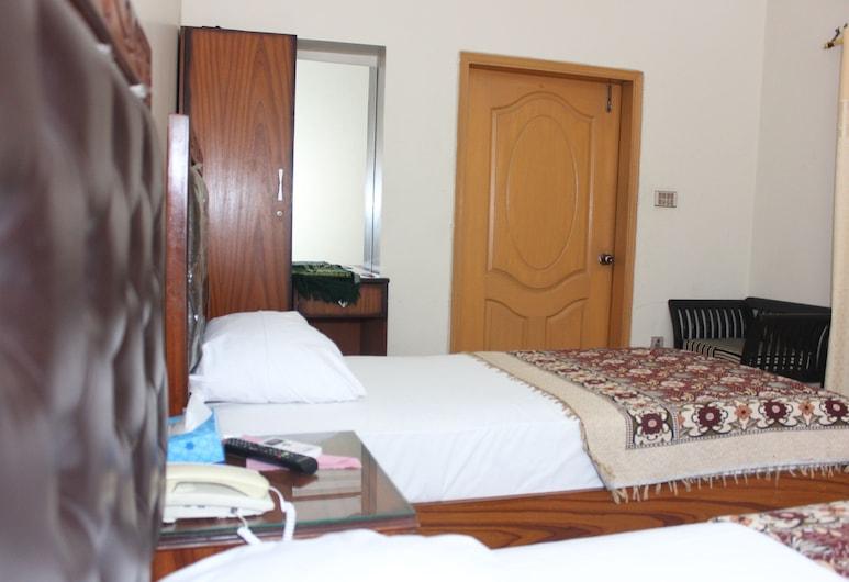 皇家宮殿酒店, Karachi, 標準雙人或雙床房, 客房