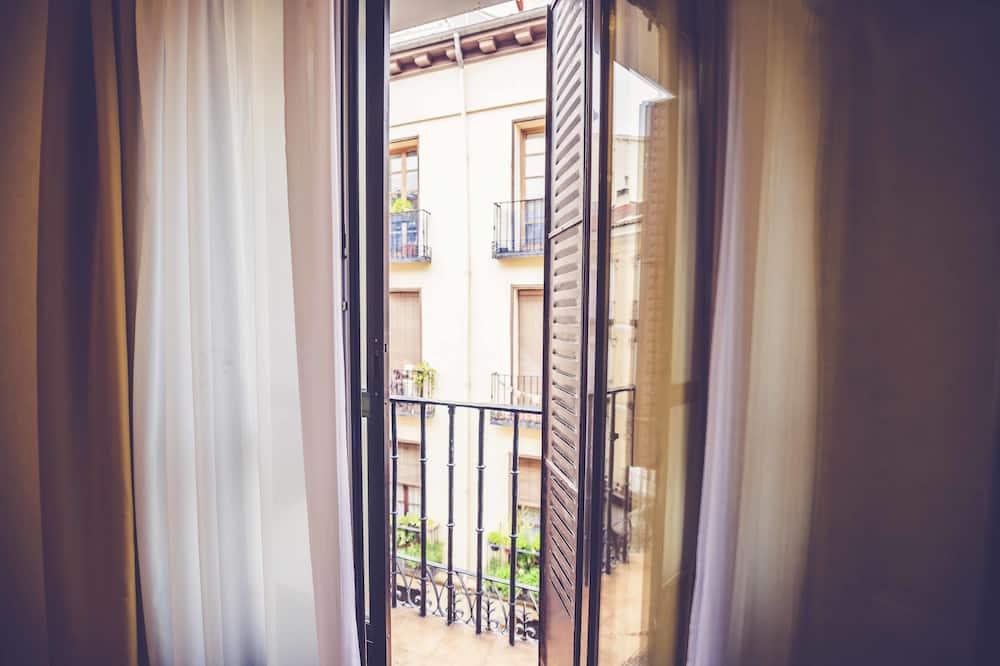 Comfort-Dreibettzimmer, 1 Schlafzimmer - Balkon