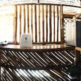 Trobelė su pagrindiniais patogumais, 1 standartinė dvigulė lova - Privati virtuvėlė