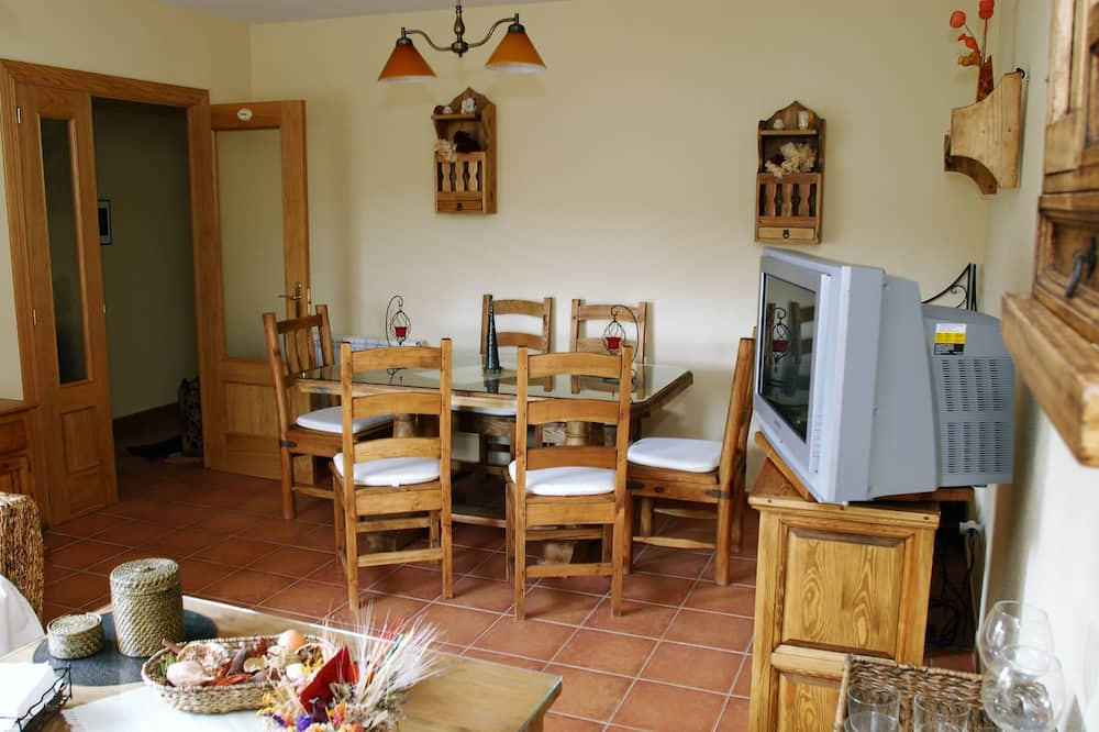 Traditionelt hus - 4 soveværelser - terrasse - Stue