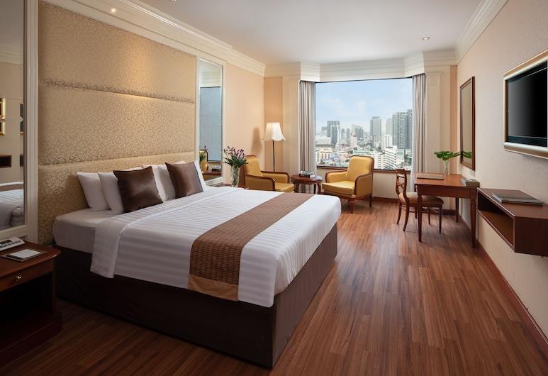 ザ エメラルド ホテル, バンコク, デラックス ルーム, 部屋