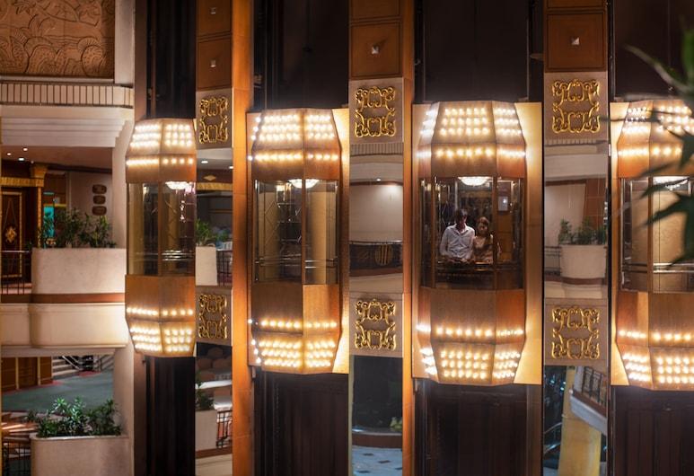 The Emerald Hotel, Bankokas, Vestibiulis