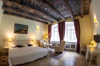 Praga — zdjęcie hotelu Tyn Yard Residence
