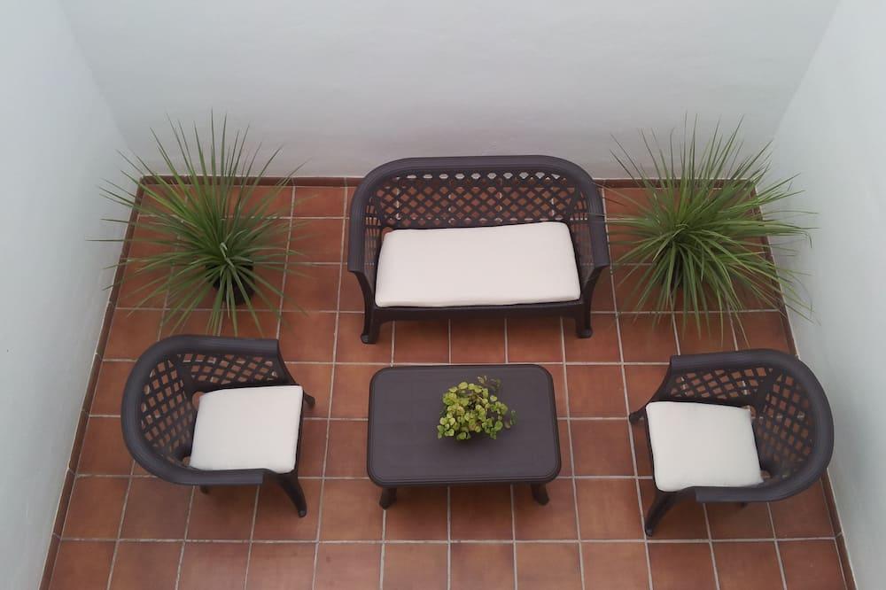 Duplex, 2 soverom, terrasse - Utvalgt bilde